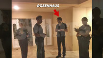Super Agent Drew Rosenhaus -- Cops Called for Domestic Dispute ... Wife Says Gun In House