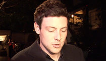 Cory Monteith's Estate -- Dad Confesses He Was a Deadbeat