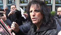 Alice Cooper -- Tiger Woods Is No Loser ... He'll Win 10 More Tourneys!