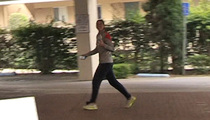 Hope Solo -- Hits the Gym without Hubby ... After DUI Drama