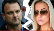 Drew Rosenhaus -- FILES FOR DIVORCE ... After Epic Blowout