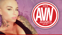 Christy Mack -- Doing AVN Party ... But Not For the Porn Of It