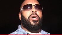 Suge Knight Arrested, Assault with Deadly Weapon