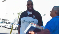 Suge Knight HOSPITALIZED ... After Jail Fall
