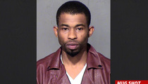 'Moesha' Star Marcus T. Paulk -- Super Busted in AZ ... For DUI and Drugs