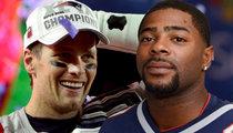Tom Brady -- Malcolm Butler Ecstatic ... Over Super Bowl Truck Offer