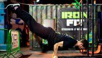 '50 Shades of Grey' Star Jamie Dornan -- Hey Ladies ... I'm REALLY Flexible