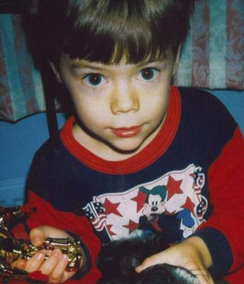 Guess who this green eyed guy turned into!