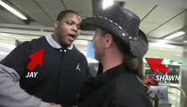 NY Giants Player -- Hey, Shawn Michaels ... I'M YOUR BIGGEST FAN!