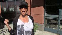 Slash's Wife -- No Bad Blood in Divorce ... Not Yet, Anyway