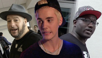 Justin Bieber --I'm Gonna Get Hannibal Lectured At the Roast