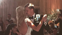 Chicago Bears QB -- Jimmy Clausen Marries Hot Volleyball Star ... NFL Stars Attend
