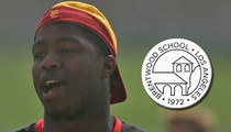 Ex-NFL Star Mike Williams -- Coaching Middle School ... Wants to Be USC's 1st Black Head Coach
