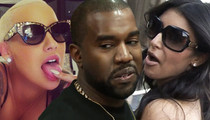 Kanye West -- Amber Was So Skanky Kim Made Me Take 30 Showers