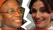 Idina Menzel And Taye Diggs -- We're So Rich, Divorce is Easy