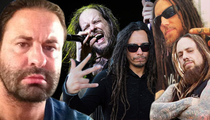KoRn -- Ex Drummer Sues Band ... You Shucked Me!
