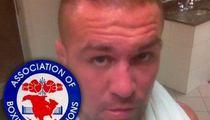 MMA Star Josh Neer -- Case Closed in Gym Beatdown ... 'No Rules Were Broken'