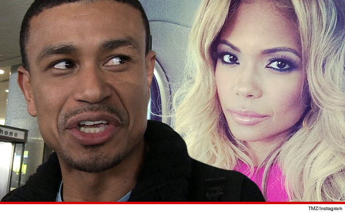 c00f377180ac Ex-NBA player Earl Watson claims he shouldn t have to pay up just because  his estranged wife s acting career FELL OFF A CLIFF after her days of  starring on ...