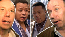 'Empire' -- Terrence Howard Is All 'N ... for Using the N-Word (TMZ TV)