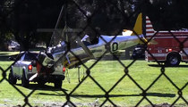 Harrison Ford -- Fore!!! Golf Course Reopens For Play