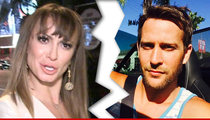 'DWTS' Star Karina Smirnoff -- Another One Bites The Dust ... Fiance #3 Calls Off Engagement