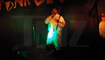 Afroman Back On Stage After Gruesome Fan Attack