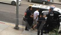 'Vine' Star Cameron Dallas -- Arrested After Telling Landlord, 'Screw Hue!'