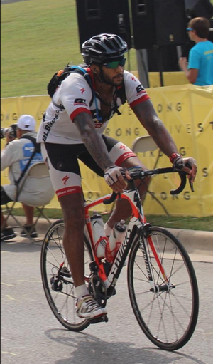 Kellen Winslow's Cycling Photos