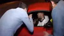 Soccer Star Gareth Bale -- Crazed Fans Attack Car After Loss (Video)