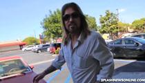 Billy Ray Cyrus -- I'm on Patrick Schwarzenegger's Side