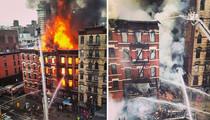 Drea De Matteo -- I Lost My Apartment in New York City Explosion