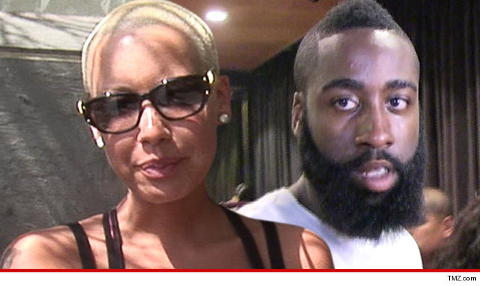 14b36c7f015c Amber Rose   James Harden -- Entering The Friend Zone ... Let s Not ...