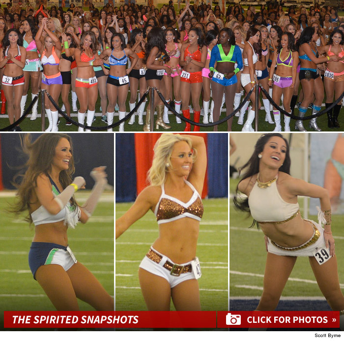 dallas cowboys cheerleaders requirements