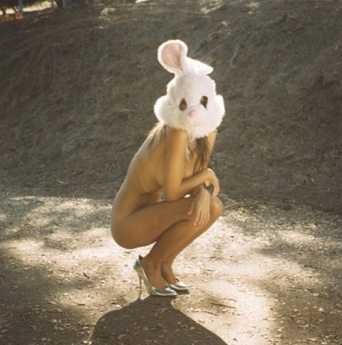 Guess the super sexy Easter bunny!