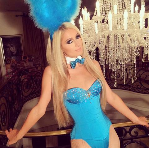 Paris Hilton!