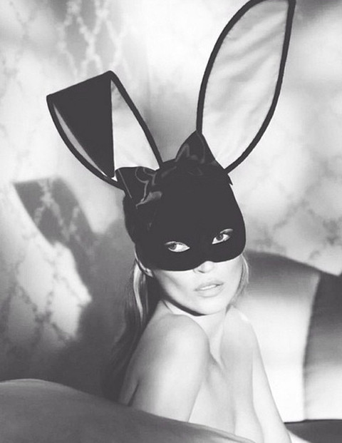 Kate Moss!