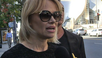 Pam Anderson -- Courthouse Tirade ... Sex With Rick Salomon Was Bad & He Was Tricky (VIDEO)