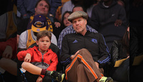 Will Ferrell -- Lakers Suck So Hard, It Makes Me Sad (PHOTO)