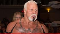Scott Steiner -- I Didn't Threaten Hulk Hogan ... But I Still Hate Him