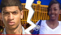 Rapper YC -- Busted Cheating in Vegas ... Fiancee Ditches Him at the Altar!