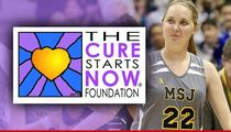 Lauren Hill's Foundation -- $42k Donation Surge ... To Honor Her Memory