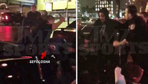 Thabo Sefolosha -- Internal Affairs Investigating Violent NYPD Arrest