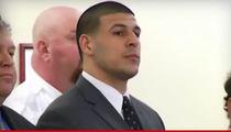 Aaron Hernandez -- On Suicide Watch ... After Murder Conviction