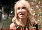 Kim Richards -- Arrested In Bev Hills ... Allegedly Drunk, Kicked Police Officer