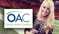 ESPN Reporter Britt McHenry -- Obesity Group Pissed ... Over Anti-Fat Crack