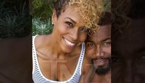 Michael Jai White -- Wifey Goes Tat-for-Tat ... Thank You, Black Dynamite! (PHOTOS)