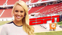 Britt McHenry -- Divide At ESPN ... Several Employees Want Her Fired