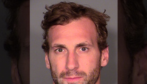 NHL's Jarret Stoll -- Charged with Coke Possession ... From Vegas Party Weekend