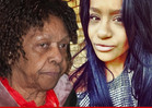 Cissy Houston -- Bobbi Kristina's Brain Damage is 'Irreversible' ... Remains Unresponsive