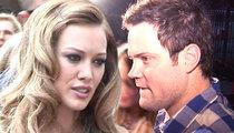 Hilary Duff Divorce -- Child Custody Fight On